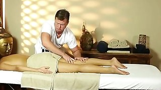 ass hot massage mature