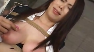 bdsm blowjob couple japanese milf oral slave