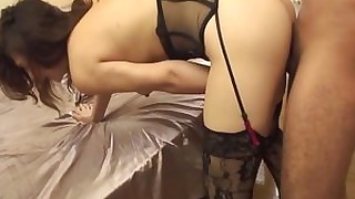 lingerie japanese fuck big-tits amateur squirting
