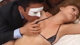 chick brunette blowjob bikini japanese masturbation oral pussy squirting