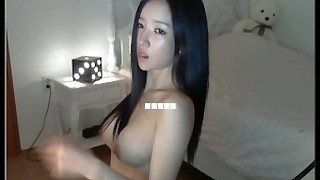 car solo pussy playing oriental orgasm masturbation korean juicy