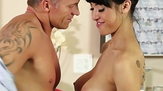 ass babe bathroom big-tits blowjob boobs cumshot erotic fuck