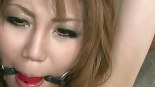 stocking slave pussy oral nasty japanese hairy fetish domination