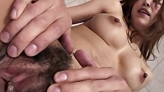amateur babe big-tits boobs big-cock doggy-style fingering hairy hardcore