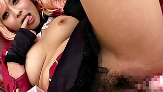 toys masturbation kitty japanese hot fetish dildo blonde