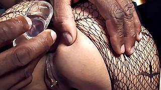 little hot fetish cumshot big-cock brunette blowjob anal toys