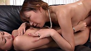 ass fingering japanese lesbian licking oriental rimming toys whore