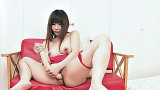 masturbation japanese fuck brunette whore toys